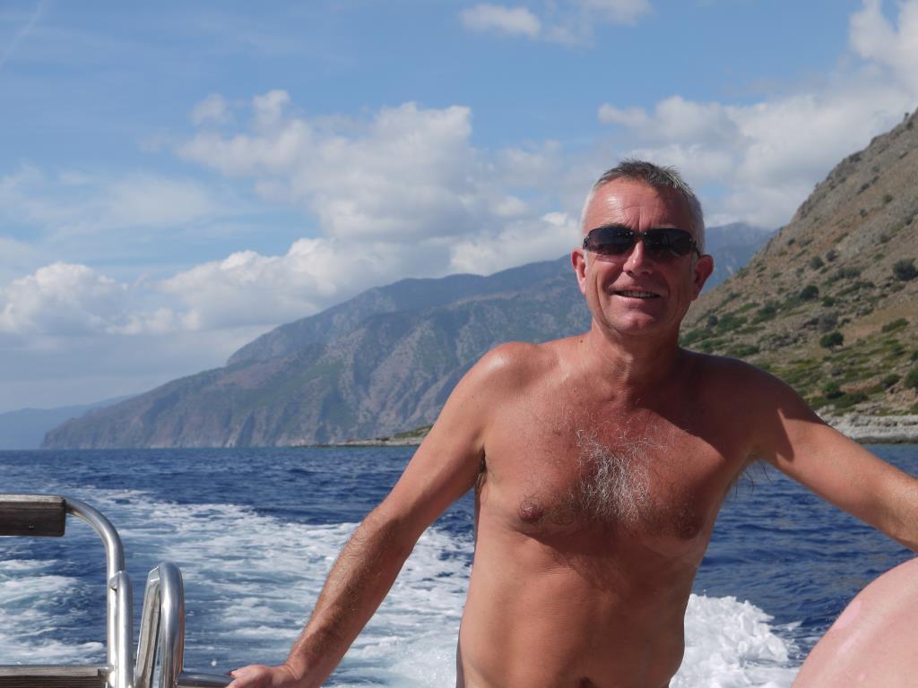 Naturist Boat Trip
