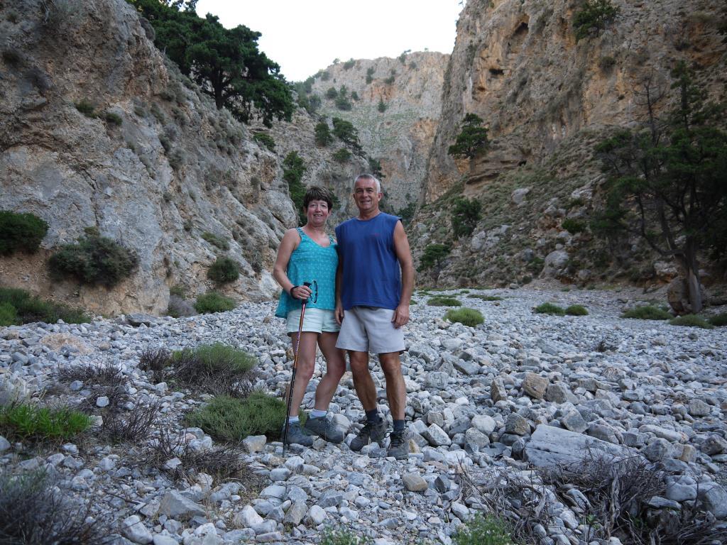 Illingas Gorge