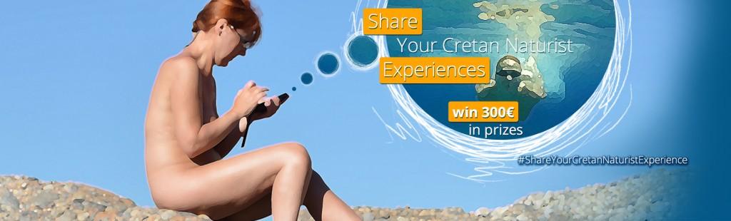 Share Your Cretan Naturist Experience