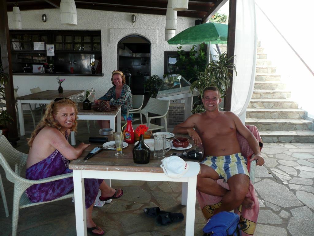Vritomartis Pool Bar