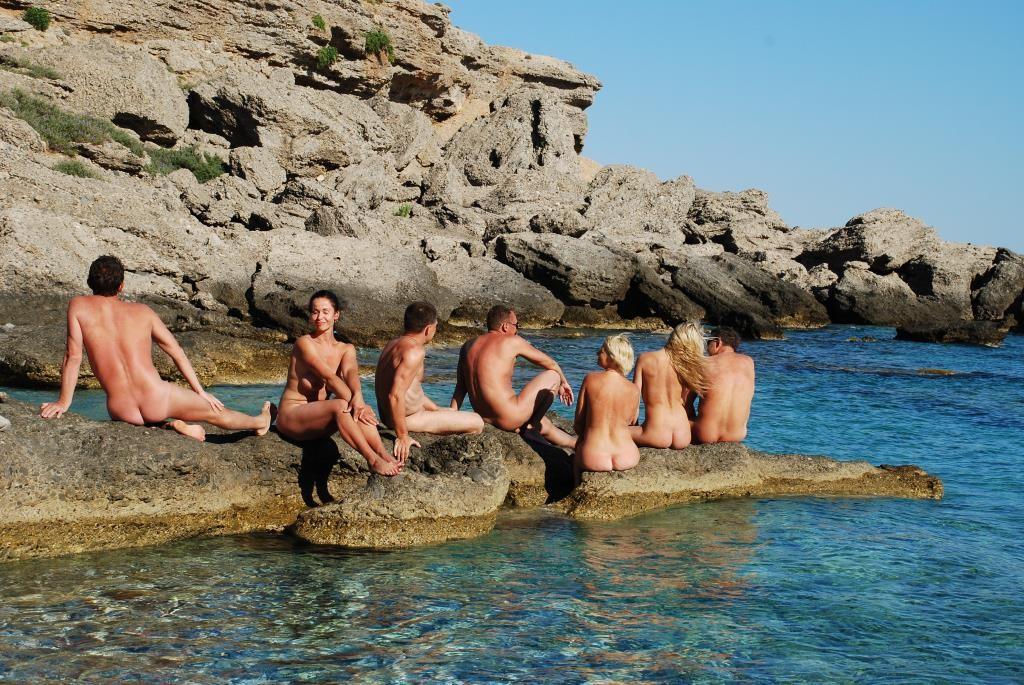 Socialize Naked