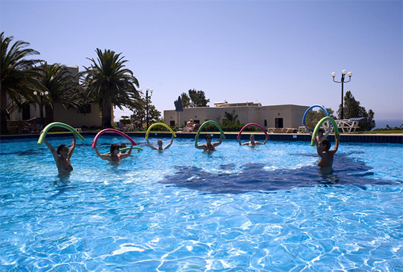 Vritomartis Pool - Aqua Gym