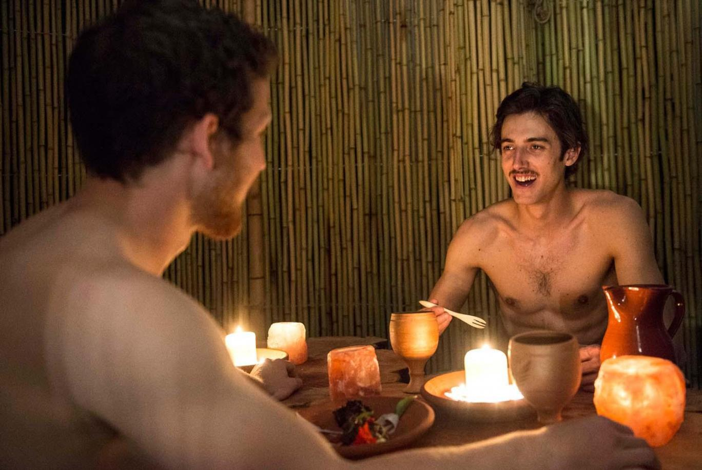 The Bunyadi: London's first naked restaurant
